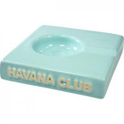 Havana Club Collection Ashtray - El Solito Cigarillo Ashtray - Caribbean Blue