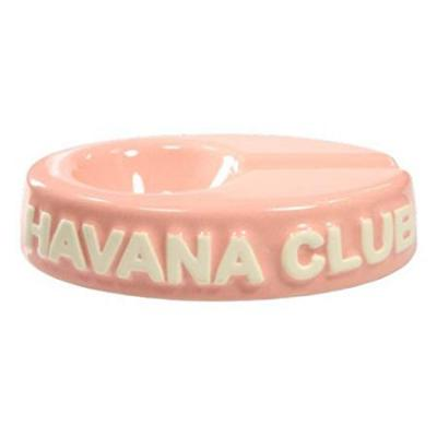 Havana Club Collection Ashtray - Egoista Single Cigar Ashtray - Pink Revival