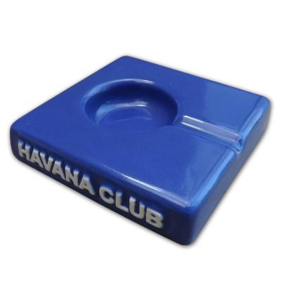 Havana Club Collection Ashtray - El Solito Cigarillo Ashtray - Gitane Blue
