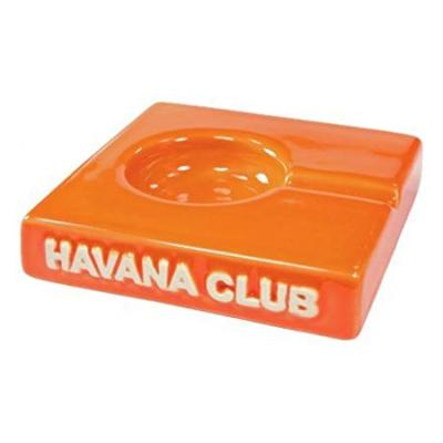 Havana Club Collection Ashtray - El Solito Cigarillo Ashtray - Mandarin Orange