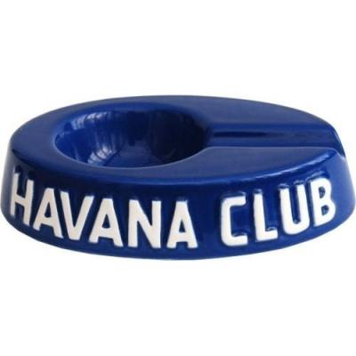 Havana Club Ashtray - Egoista Single Cigar Ashtray - Gitane Blue