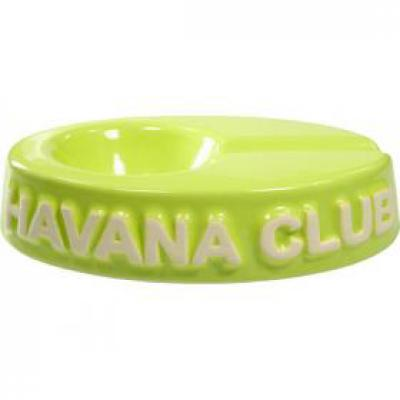 Havana Club Collection Ashtray - El Chico Cigarillo Ashtray - Fennel Green