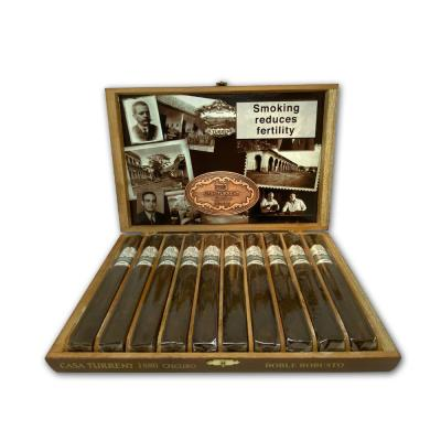 Casa Turrent 1880 Series Oscuro Cigar - Box of 10