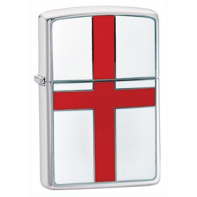 Zippo - England Flag Emblem - Windproof Lighter