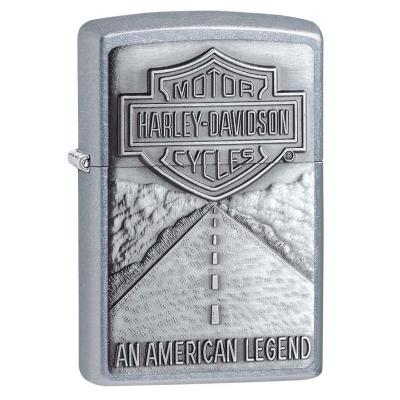 Zippo - Harley Davidson American Legend Emblem - Windproof Lighter