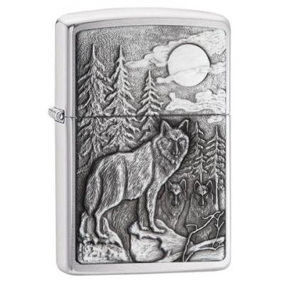 Zippo - Timberwolves - Windproof Lighter