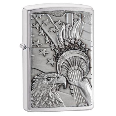 Zippo - Something Patriotic Eagle - Windproof Lighter
