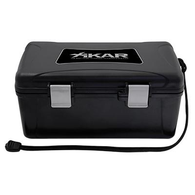 Xikar Travel Waterproof Case Humidor - 15 cigars capacity