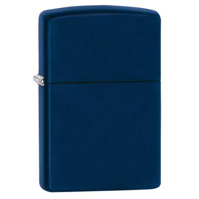 Zippo - Regular Navy Blue Matte - Windproof Lighter