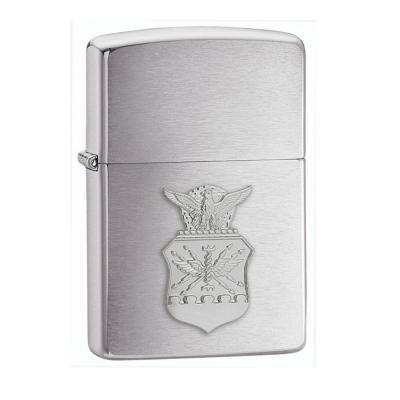 Zippo - U.S. Air Force Crest Emblem - Windproof Lighter