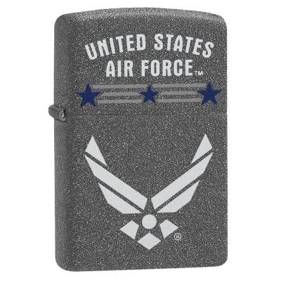 Zippo - U.S. Air Force Iron Stone - Windproof Lighter