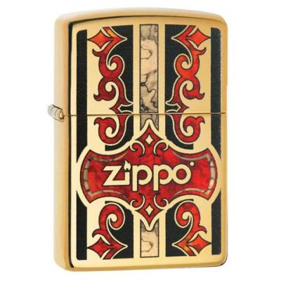 Zippo - High Polish Brass Fusion - Windproof Lighter