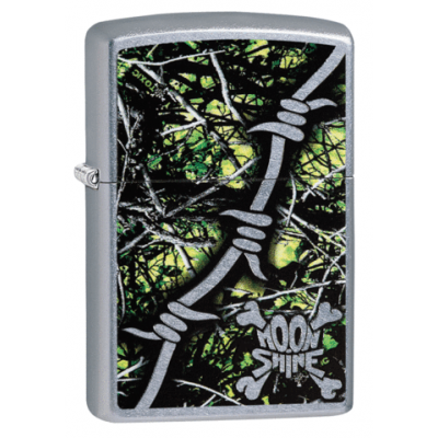 Zippo - Street Chrome - Lifestyle Camo Toxic - Windproof Lighter