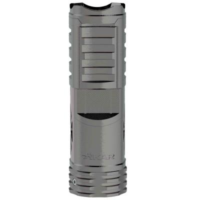 Xikar Tactical 1 Single Jet Flame Cigar Lighter - Gunmetal