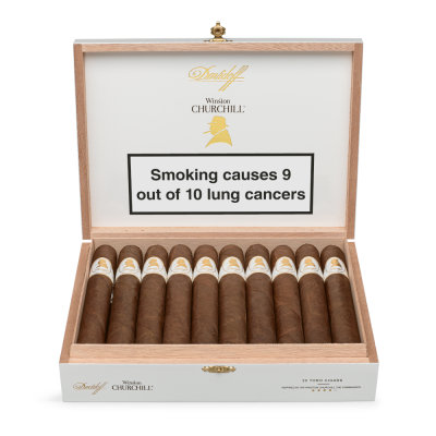 Davidoff Winston Churchill Commander Toro - Box of 20