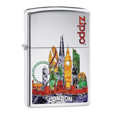 Zippo - London Fusion - Windproof Lighter