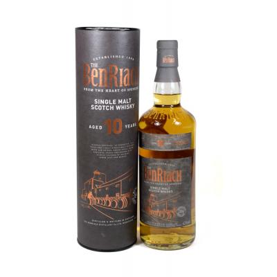 BenRiach 10 year old - 43% 70cl