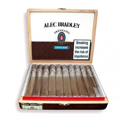 Alec Bradley Prensado Lost Art Gran Toro Cigar - Box of 20