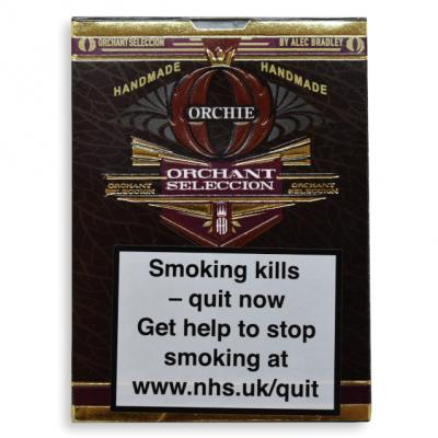 Alec Bradley Orchant Seleccion Orchie Cigar - Pack of 4 - CHRISTMAS GIFT
