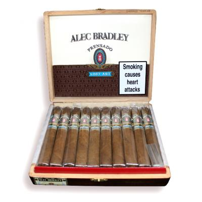 Alec Bradley Prensado Lost Art Torpedo Cigar - Box of 20