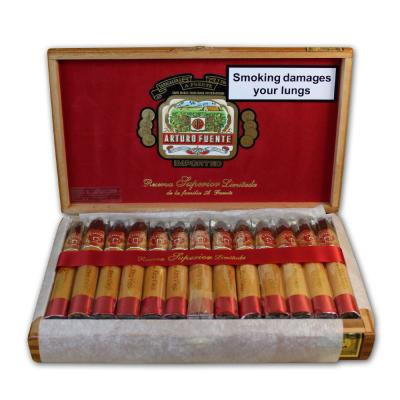 Arturo Fuente Anejo No. 55 Pyramid Cigar - Box of 25