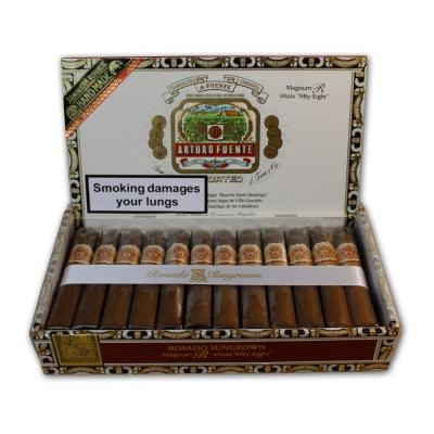 Arturo Fuente Magnum Rosado No. 58 Cigar - Box of 25