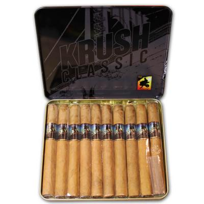 Drew Estate Acid Krush Classic Blue Connecticut Cigar - Tin of 10