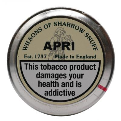 Wilsons of Sharrow - Apri Snuff - Medium Tin - 10g