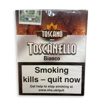 Toscanello Bianco Cigar - Pack of 5