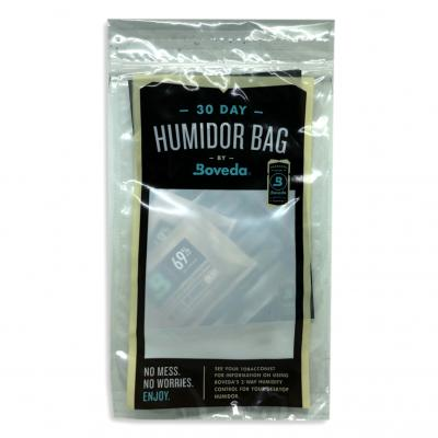 Boveda 30 Day Humidified Cigar Bag (Pouch) - 5 Cigar Capacity