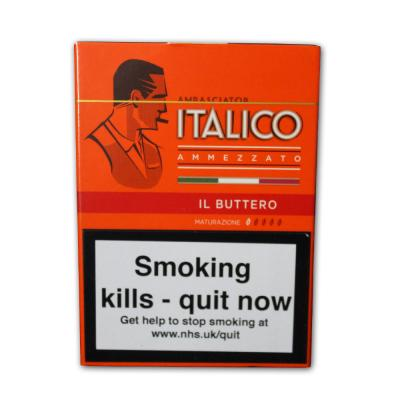 Italico II Buttero Cigars - Pack of 5