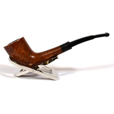 Charatan Mayfair 1160 Zulu Smooth Curved Fishtail Pipe (CHA020)