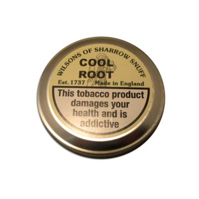Wilsons of Sharrow - Cool Root - Large Tin - 20g (END OF LINE)