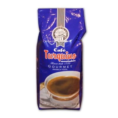 Turquino Montanes Roasted Beans - Cuban Coffee - 500g
