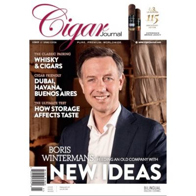 Cigar Journal Magazine - Spring Edition 2019