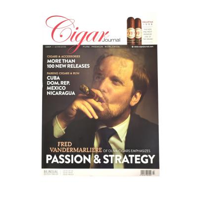 Cigar Journal Magazine - Autumn Edition 2019