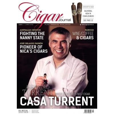 Cigar Journal Magazine - Summer Edition 2016