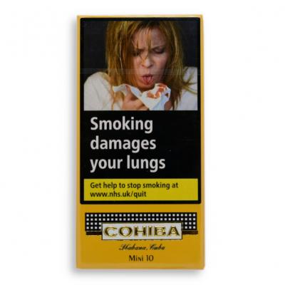 Cohiba Mini Cigarillos - Classic - Pack of 10