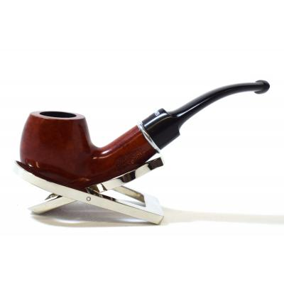 Dr Plumb Dinky Nine 9mm Filter Fishtail Briar Pipe (DP198)
