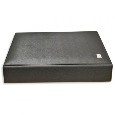 Dunhill Sidecar Leather Travel Humidor - 10 Cigar Capacity