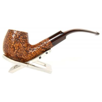 Alfred Dunhill - The White Spot County 4213 Group 4 Bent Apple Pipe (DUN40)
