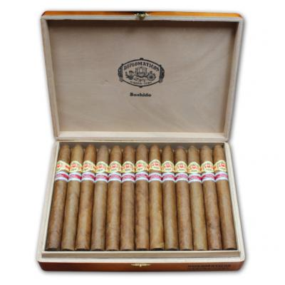 Diplomaticos Bushidos Regional Edition 2000 Cigar - 1 Single