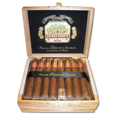 Arturo Fuente Don Carlos Double Robusto Cigars - Box of 25