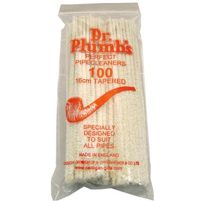 Dr Plumb 16cm Tapered Pipe Cleaners - Pack of 100