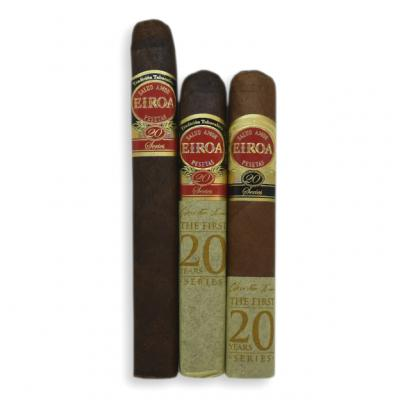 Eiroa First 20 Years Sampler - 3 Cigars