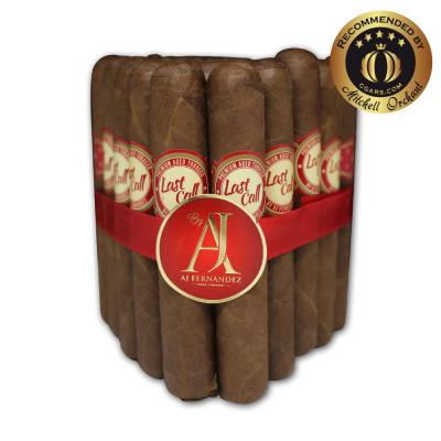 A.J. Fernandez Last Call Geniales Cigar - Box of 25