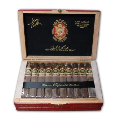 Arturo Fuente Don Carlos - Eye of the Shark Cigar - Box of 20