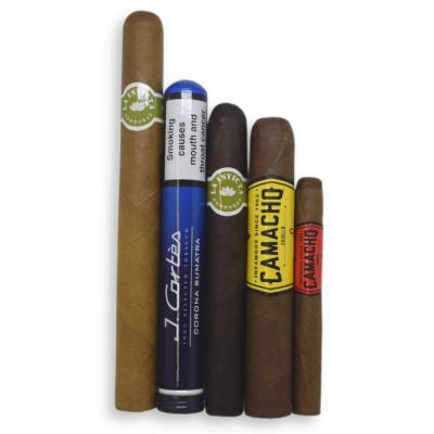 The Honourable Honduran Cigar Sampler - 5 Cigars