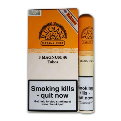 H. Upmann Magnum 46 Tubed Cigar - Pack of 3