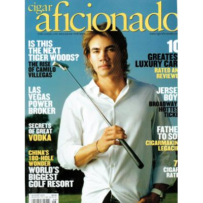 Cigar Aficionado Magazine - August 2006